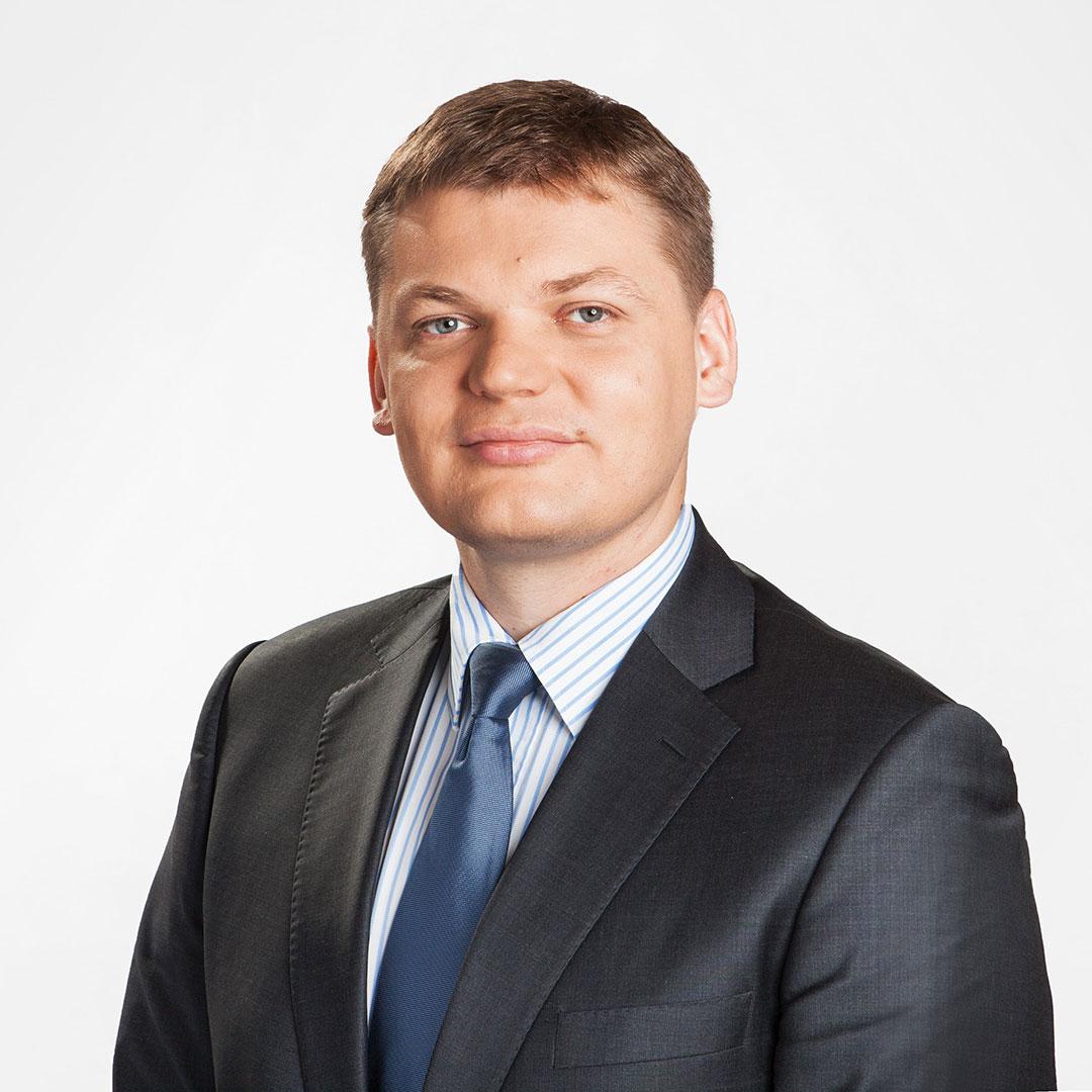 Łukasz Przyborowski - attorney-at-law