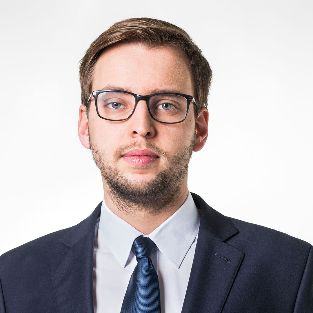 Jakub Zieliński - trainee attorney-at-law