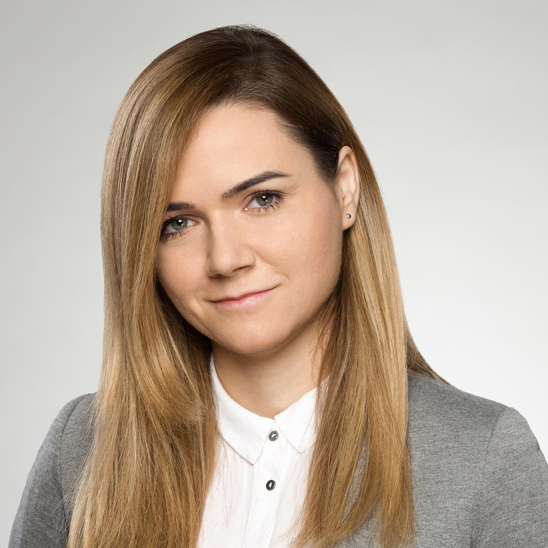 Marta Szczawińska-Pogorzelska - aplikantka radcowska