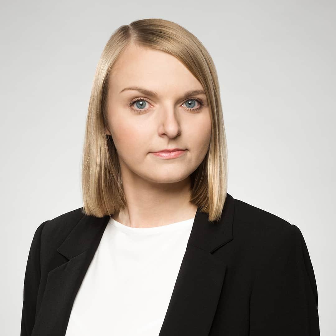 Paulina Orłowska - radca prawny