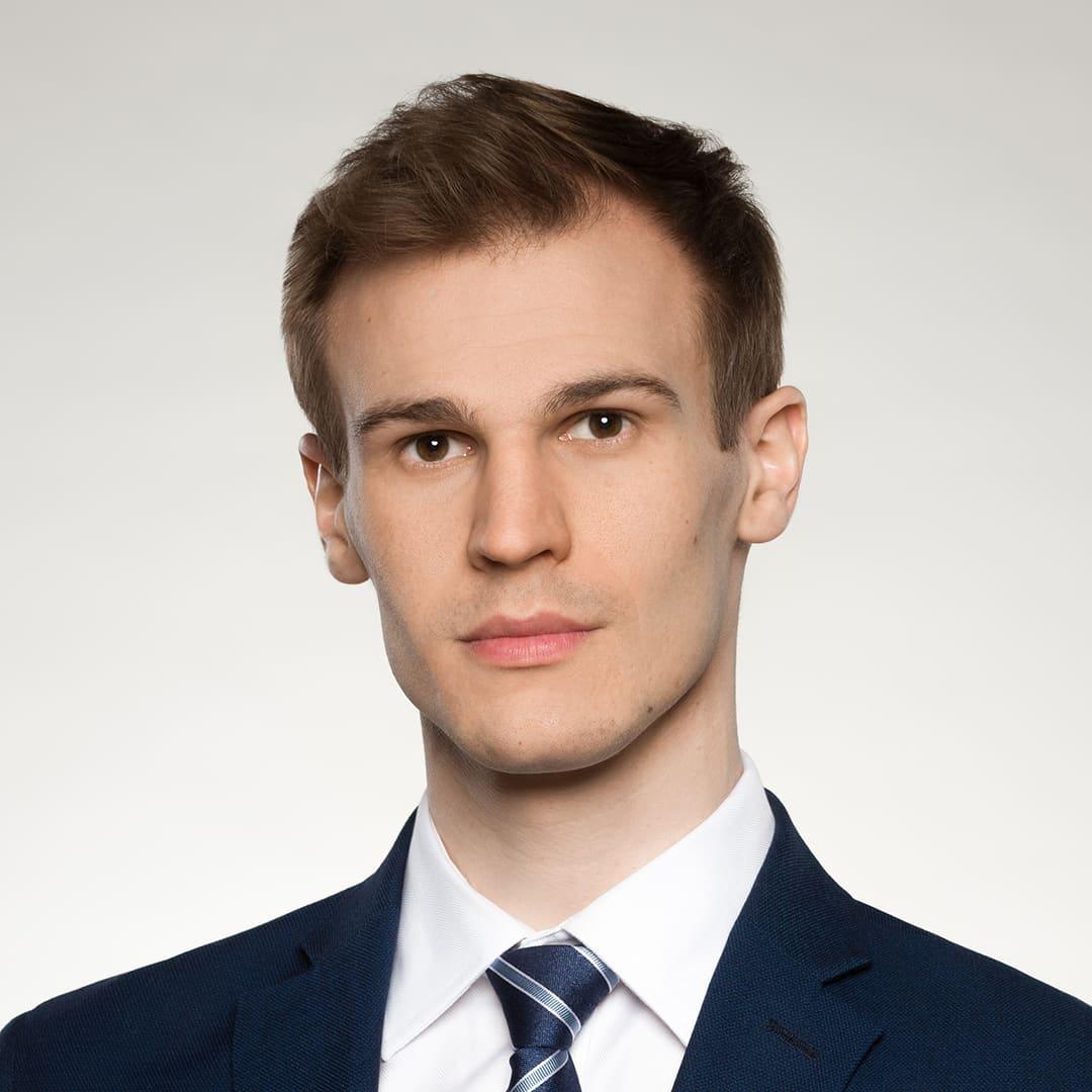 Marcin Gutkowski - aplikant adwokacki